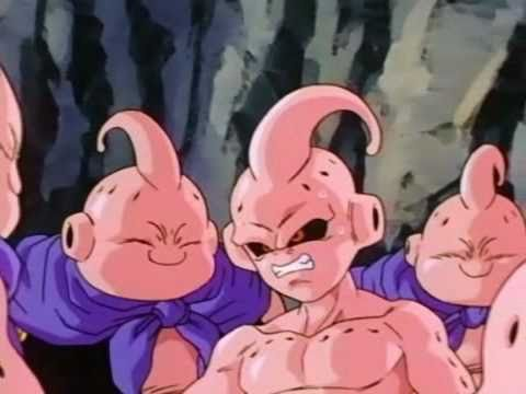 They're Coming To Take Kid Buu Away
