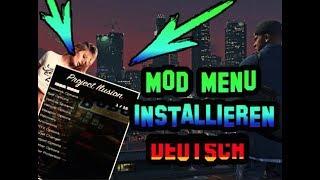 GTA 5 MOD MENU INSTALLIEREN PS3 (DEUTSCH) +DOWNLOAD