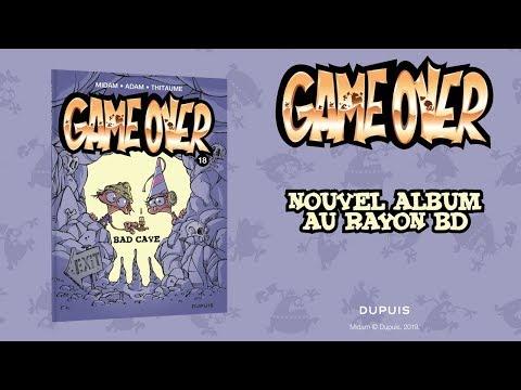 bande annonce de l'album Bad cave