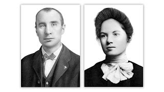 Drawing My Great-Great-Grandparents