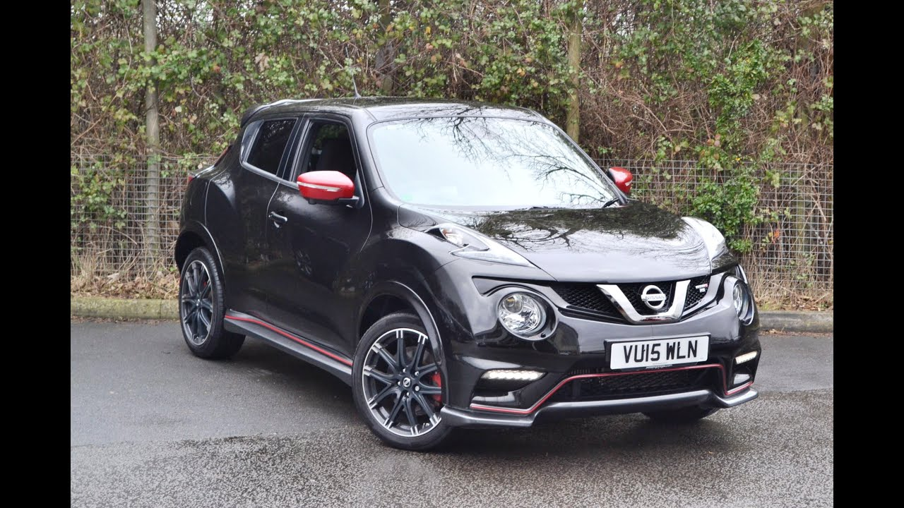 Wessex Garages  USED Nissan Juke Nismo RS at Pennywell Road