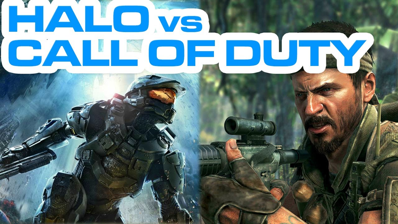 halo vs call of duty essay Reply saying which you think is better and why here's my in depth description why i think halo is better than cod: ok, i've played call of duty 4 for 10.