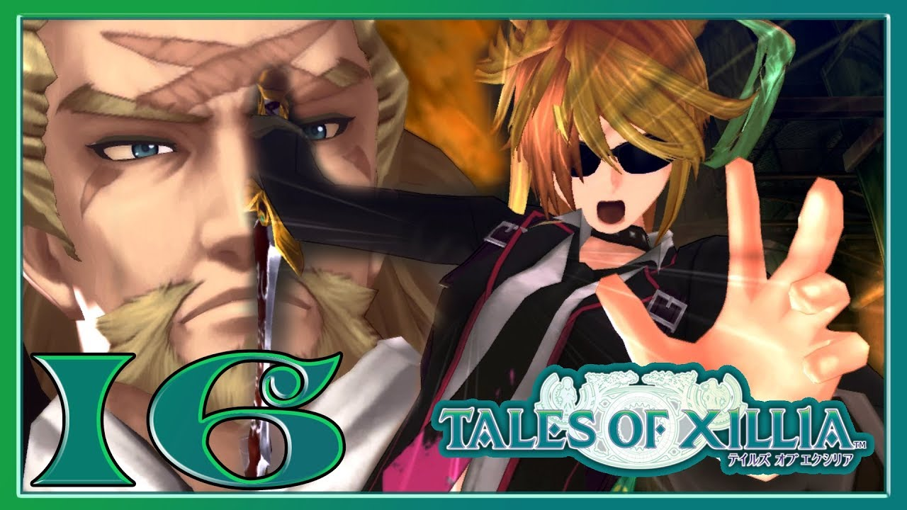 Tales of Xillia Undub [PS3] Part 16 Hostages of Rashugal Military  Nachtigal's Mana Experiment