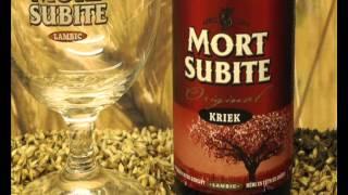 173- Buy online Mort Subite Kriek beer - Alken Maes Brewery - Belgian Beers Shop
