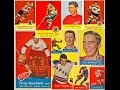 1957-58 Topps NHL Complete Hockey Card Set