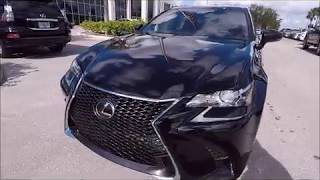 New 2018 Lexus GS 350 F Sport Near Fort Myers And Estero