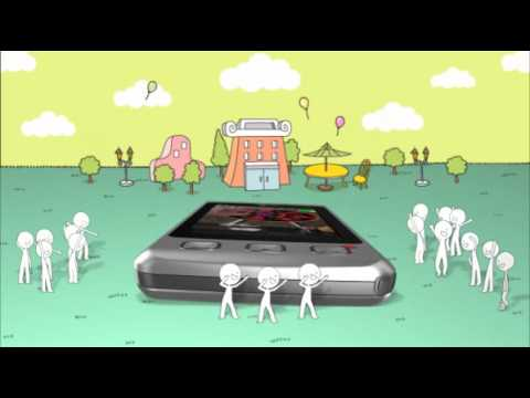 LG KP500/Cookie motion sensor games