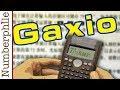 Calculator Unboxing #7 (Gaxio) - Numberp