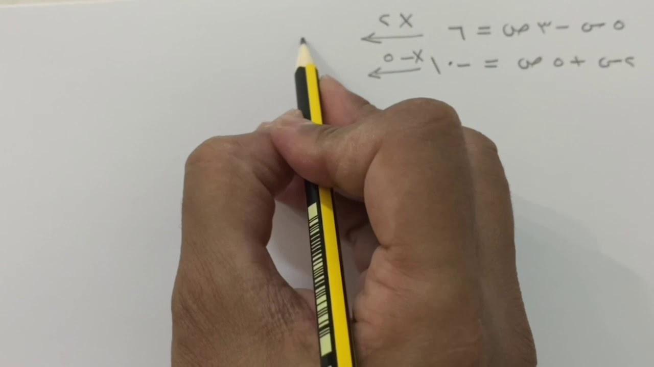 حل نظام من معادلتين خطيتين باستعمال الحذف بالضرب - رياضيات ثالث متوسط الفصل الأول ١٤٤٢ هـ