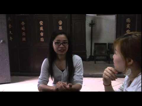 Discovering Kai Ping, Guangzhou 2012