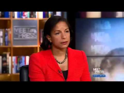 Meet the Press Susan Rice Interview