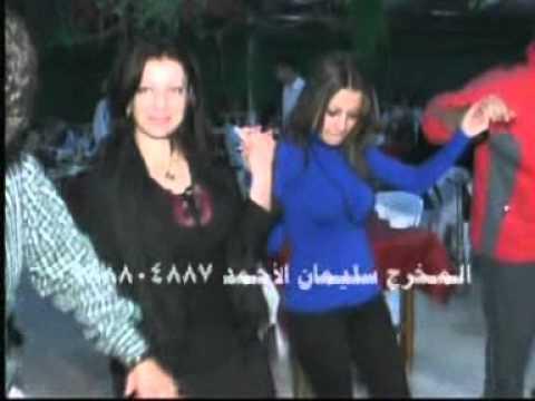 سيمون العجي و محمد نور حفلة طرطوس ضو القمر أغنية خمس صبايا