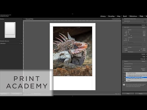 Julieanne Kost: Printing From Lightroom Classic | Tutorial