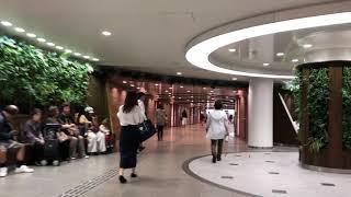 阪神梅田駅から阪急三番街バスターミナルへの行き方