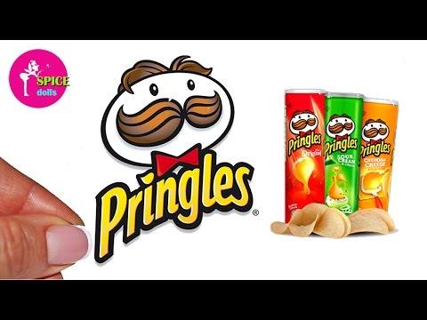 Как сделать чипсы для кукол