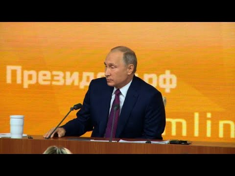 Putin says he will stand as independent in 2018 elections