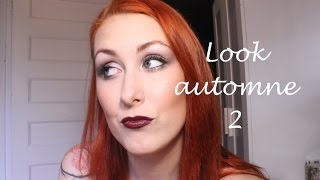 Tutoriel : Look d'automne No2 | Autumn look Thumbnail