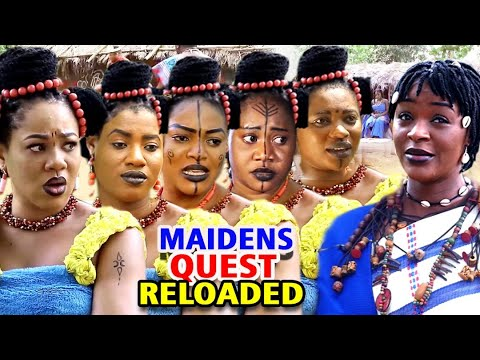 "Download MAIDENS QUEST RELOADED ""FULL SEASON"" - (Cha Cha Eke) 2020 Latest Nollywood Epic Movie Full HD"