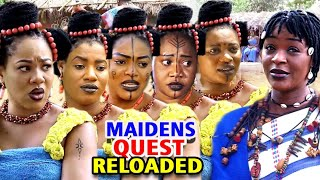 """Download Mp3 Maidens Quest Reloaded """"full Season"""" -  Cha Cha Eke  2020 Latest Nolly"""