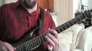 Guitar Lesson: Battle Without Honor or Humanity
