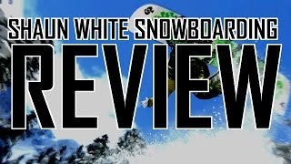 Shaun White Snowboarding review