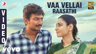 Kanne Kalaimaane - Vaa Vellai Raasathi  (Tamil) | Udhayanidhi Stalin, Tamannaah