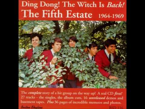 The Fifth Estate - Ding Dong! The Witch Is Dead (Demo Version)
