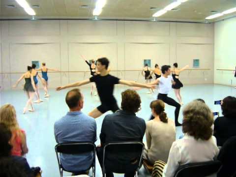 Amsterdam International Ballet Summer School 2014