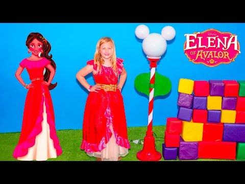 Assistant Searches for Elena of Avalor and Funny LOL Surprises