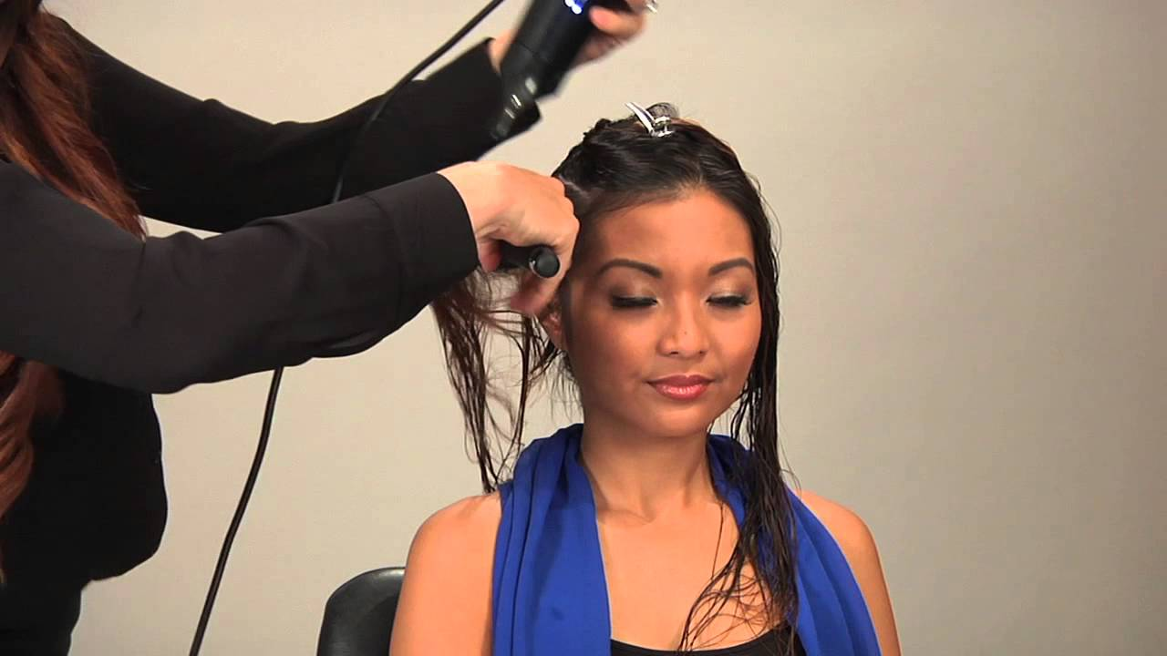 Long Hair Styling Tips: How To Style Long, Asian Hair : Long Hair Styling Tips