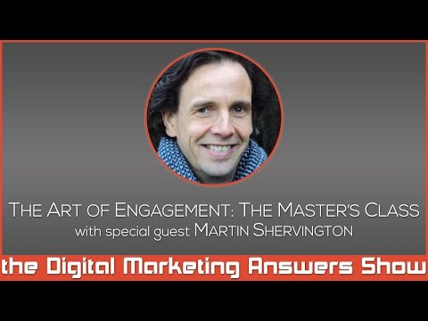 The Art of Engagement: The Master's Class