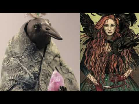 Ravens and Crows in Legends and Folklore