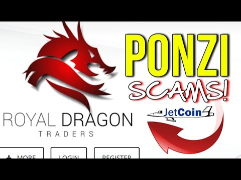 Royal Dragon Traders (Jetcoin) Is a Ponzi Scam Review!  YOUR ONLY WARNING!!