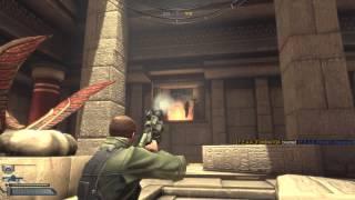 Stargate Resistance - Gameplay - Episode 9 - Amarna playing as SGC.