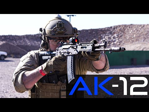 AK-12, Russia's new Service Rifle