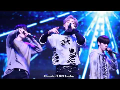 [FanCam] 161221 GOT7 Cebu FM 【Boom Boom Boom】