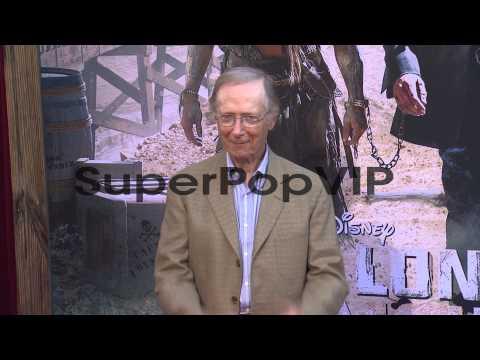 Bernie Kopell at 'The Lone Ranger' Los Angeles Premiere B...