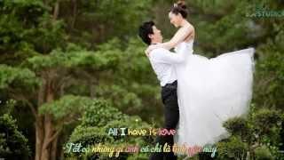 All I Have Is Love - Stevie Hoang [Video Lyrics / Kara / Vietsub]