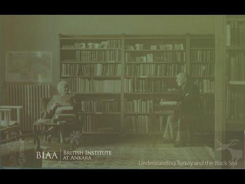 A short history of the British Institute at Ankara