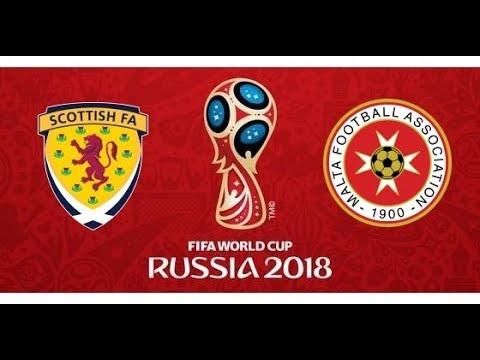 Hampden Park Scotland vs Malta 4th September 2017