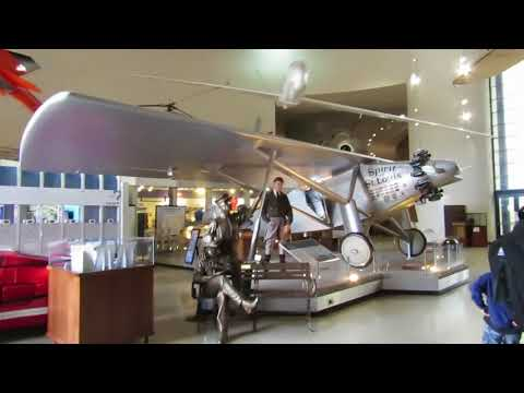 "A Walk Through the ""San Diego Air and Space Museum"""
