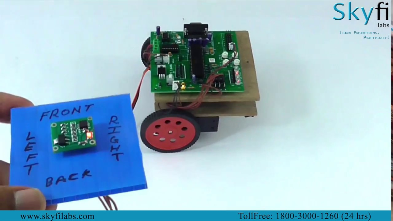 List of latest Robotics Projects for Engineering Students