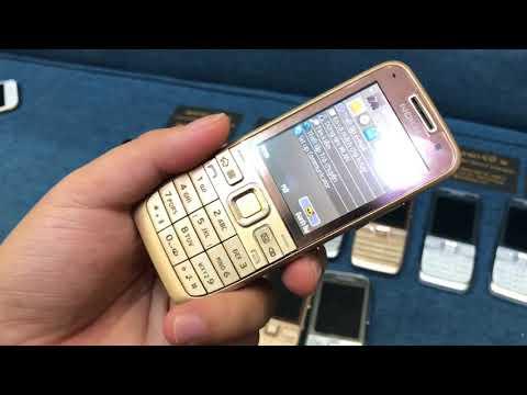Bán điện thoại Nokia E52 cổ zin chính hãng tại TPHCM