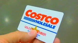 WE JOINED COSTCO!