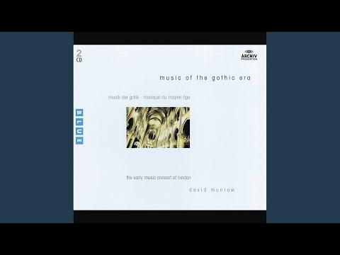 Anonymous: Music Of The Gothic Era  Ars nova  Clap, clap, par un matin