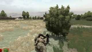 Call of Duty compared to Arma2; Intense Firefight