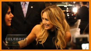 Hilary Duff apologizes for Halloween costume - Hollywood TV