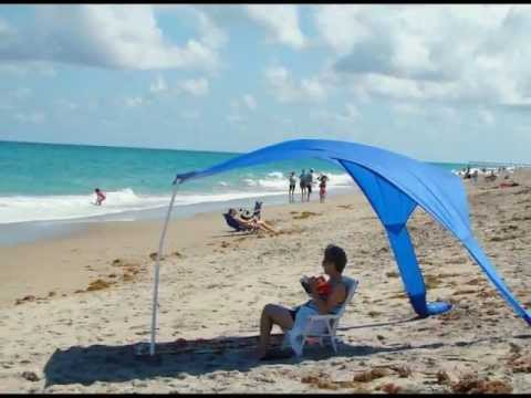 Beach Umbrella Call Now For Affordable Cabanas