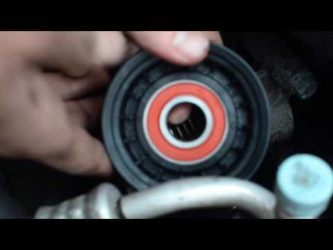 How to Replace Belt Tensioner in 3 Minutes – Mazda 3 2012