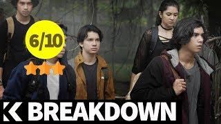 Breakdown 13th The Haunted Al Ghazali Atta Halilintar Endy Arfian Valerie Thomas